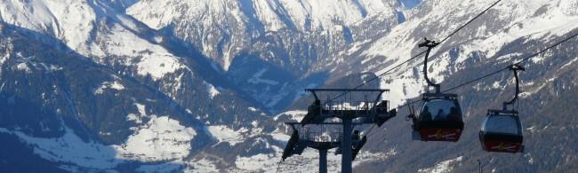 lyžování Rakousko - Mölltaler