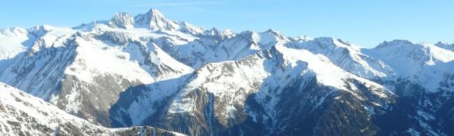 Hochkönig - rakouské lyžařské středisko
