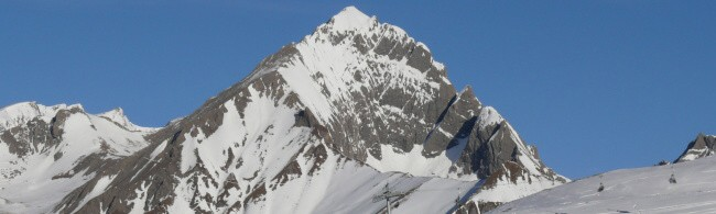 lyžování Francie - Tignes