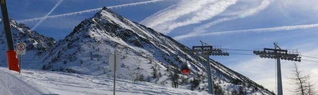 lyžování Francie - Risoul