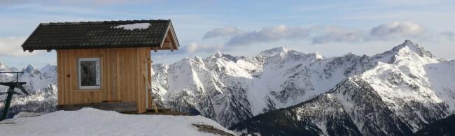 lyžování Itálie - Val Gardena