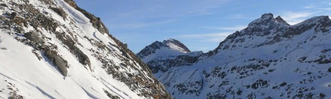 lyžování Švýcarsko - Klosters