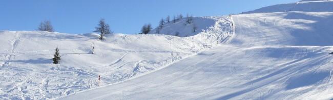 lyžování Francie - Le Grand