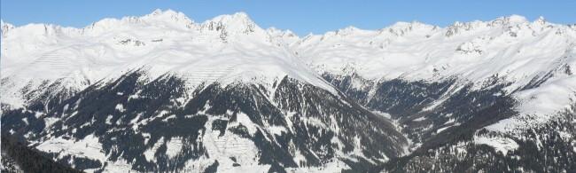 lyžování Itálie - Bardonecchia