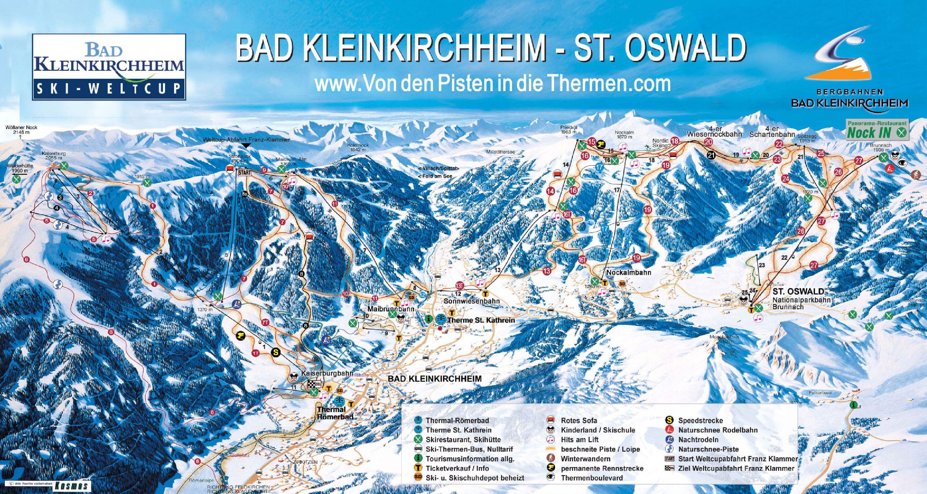 badKleinkirchheim-skimap
