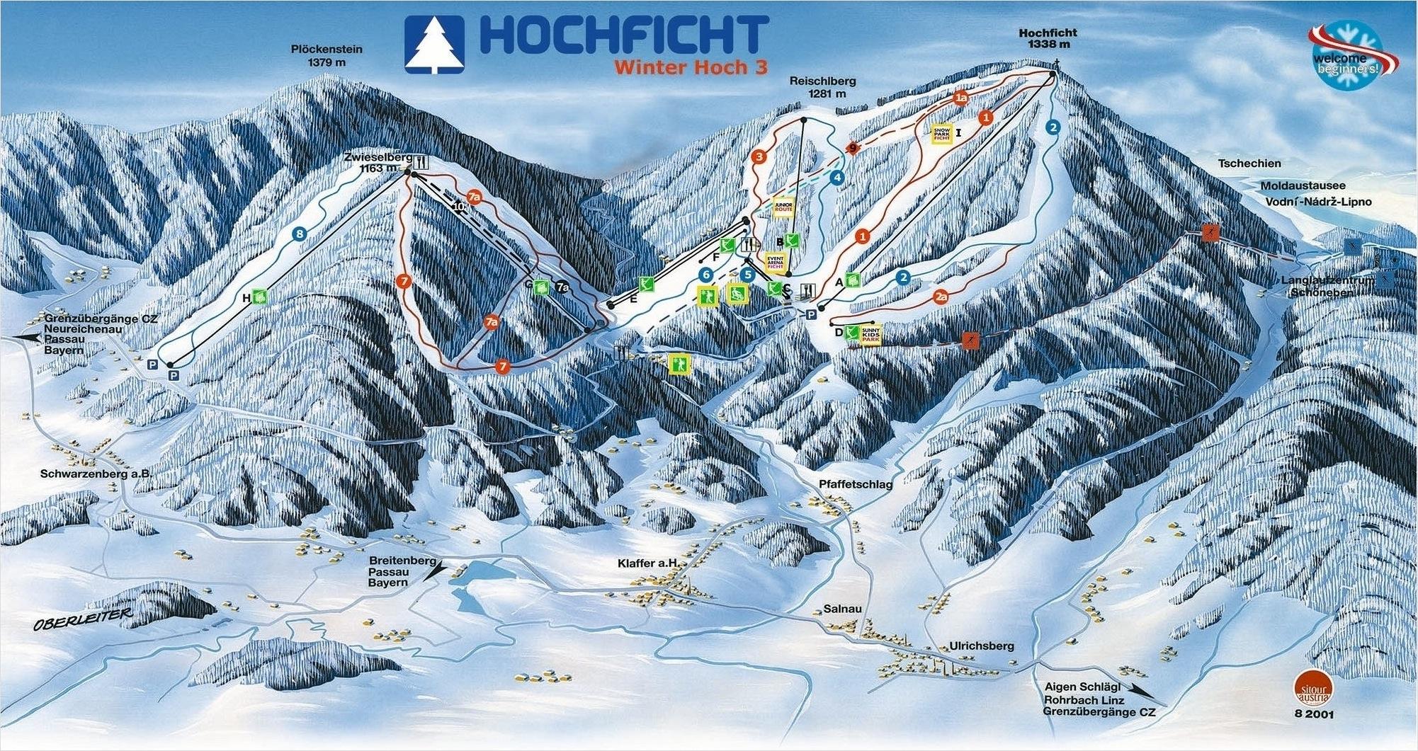 hochficht-skimap