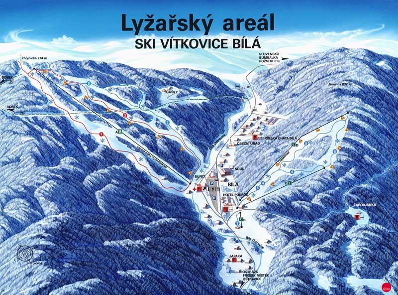 vitkovice-skimap